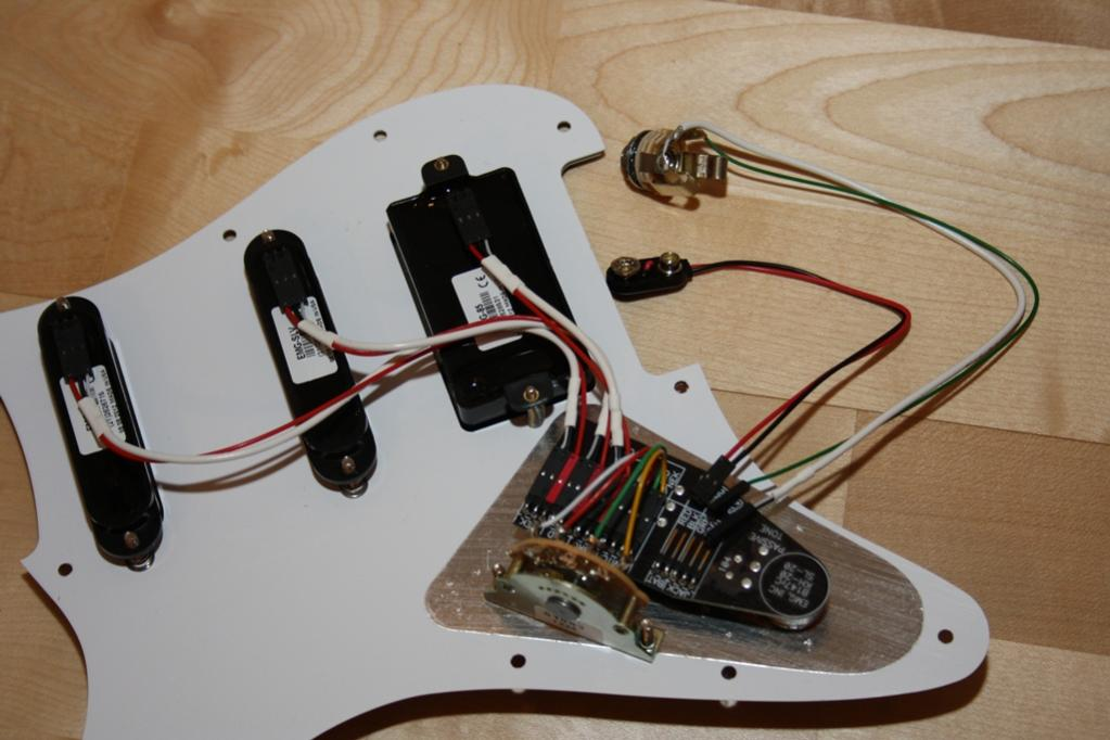 Pickup] EMG SL-20 Set Steve Lukather | Musiker-Board