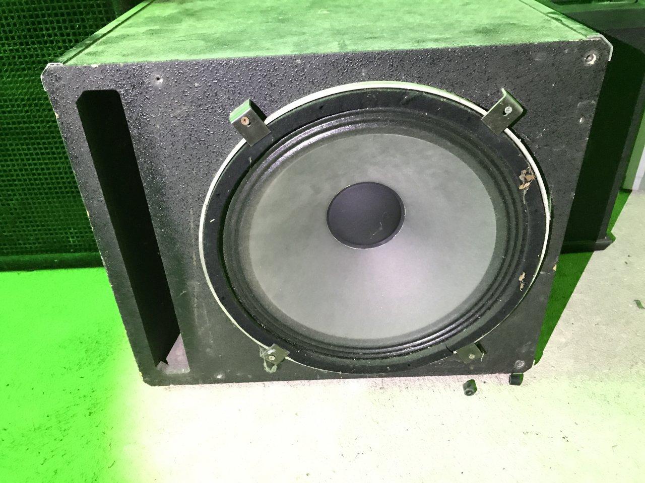 Fullrange Lautsprecher und Subwoofer mit einer Endstufe? | Musiker-Board