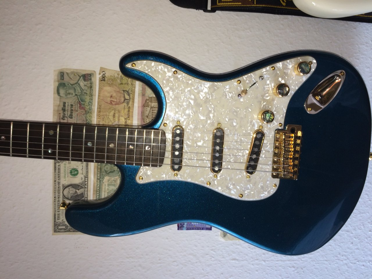 Fender S-1 Switch Anregungen | Musiker-Board