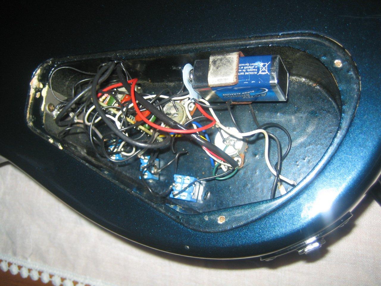 Charvel Model 4 Elektronikfrage | Musiker-Board