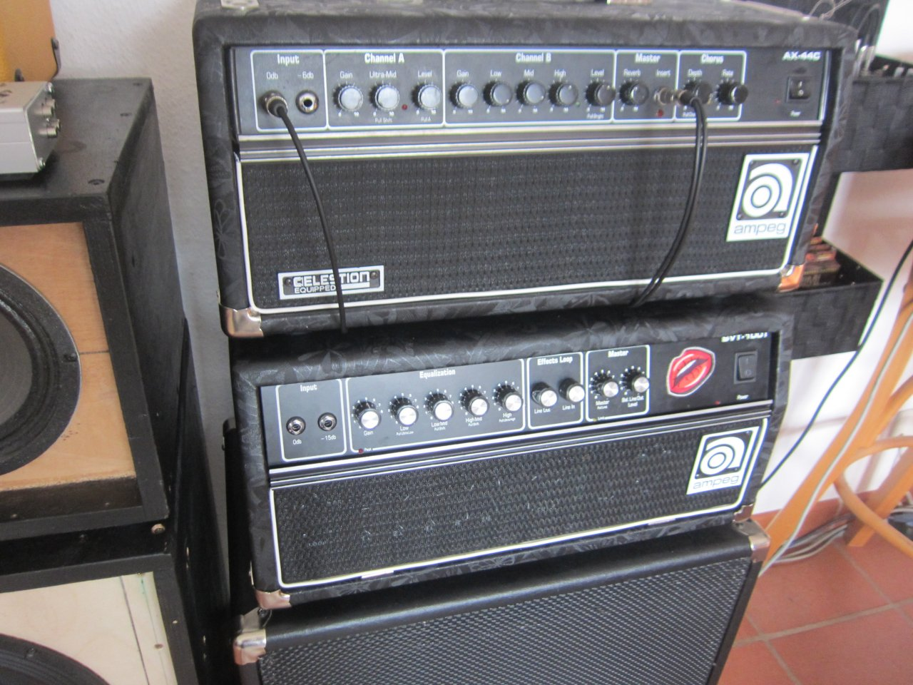 Gitarren amp combo