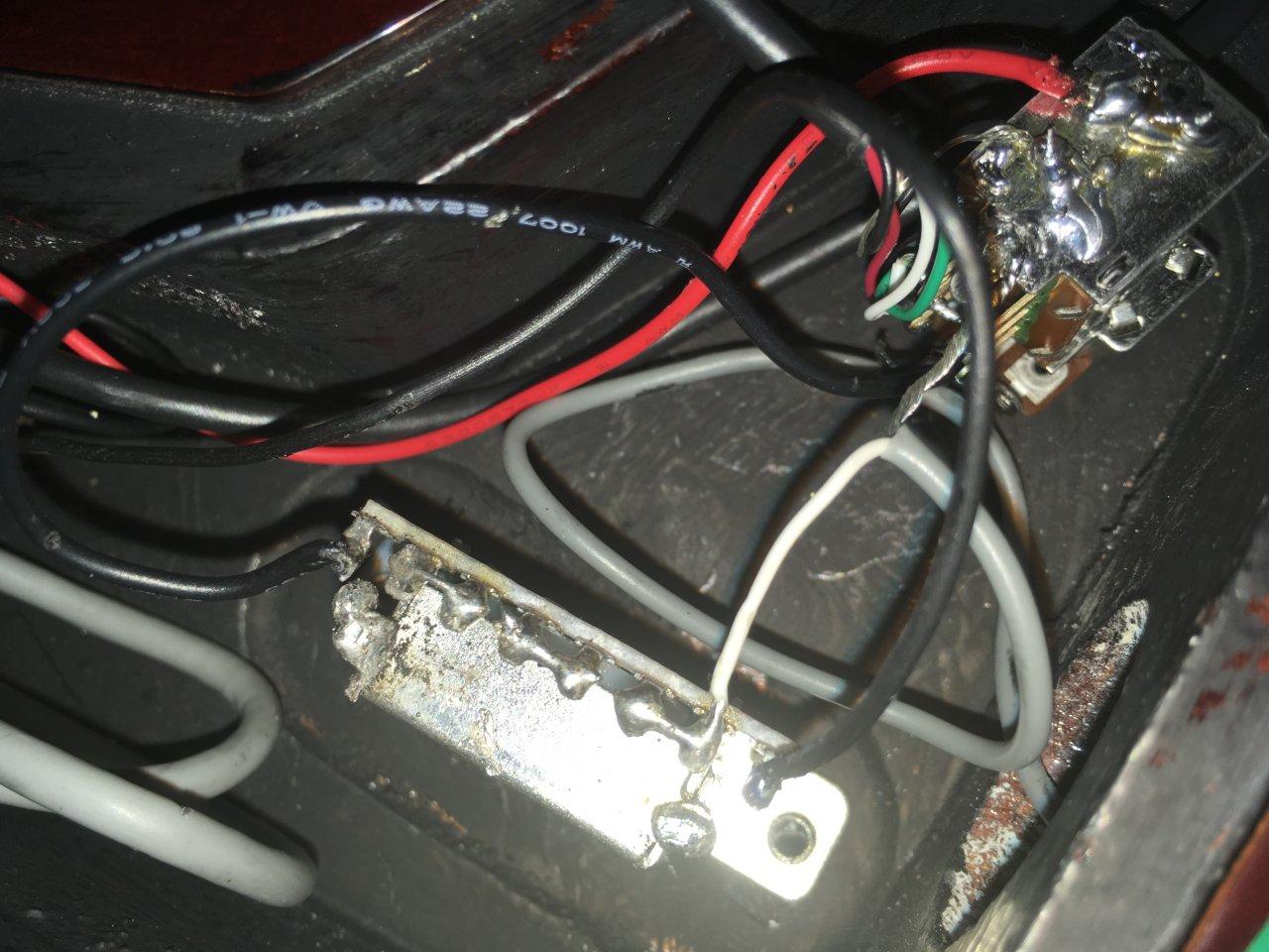 PRS Pickup Wiring Problem | Musiker-Board