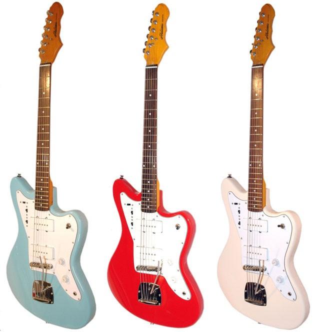 Gitarre] Squier Vintage Modified Jazzmaster 2012   Musiker-Board