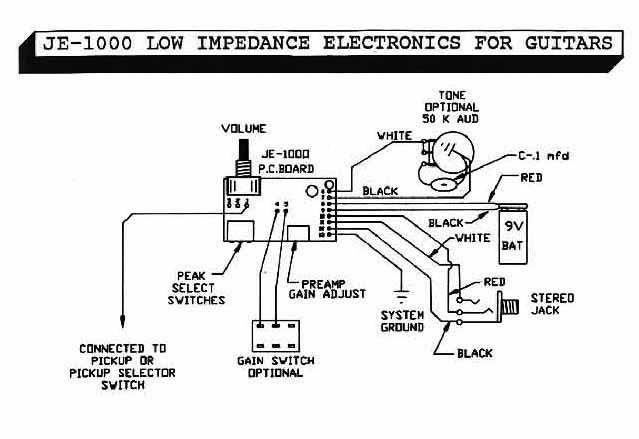 Jackson Je-1000 | Musiker-Board