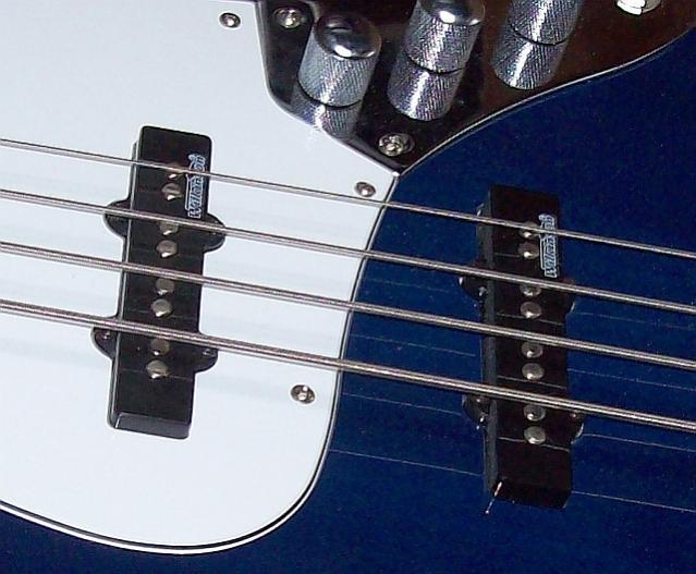 Bass] - Johnson Jazz Bass   Musiker-Board