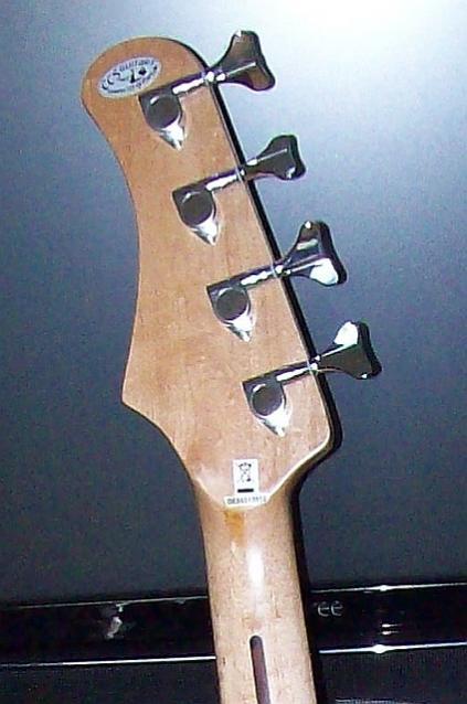 Bass] - Johnson Jazz Bass | Musiker-Board
