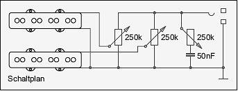 Workshop] Tuning passiver Klangregler - der C-switch (Bsp. Jazz-Bass ...