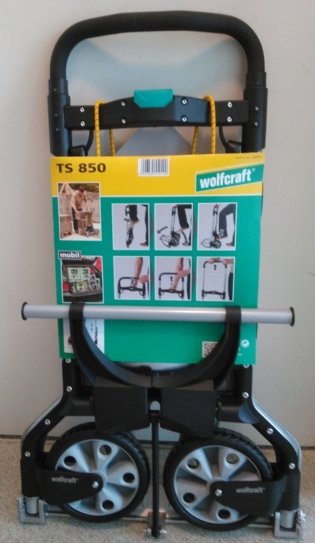 Gut bekannt Kurzreview Sackkarre Wolfcraft TS850 | Musiker-Board SI71
