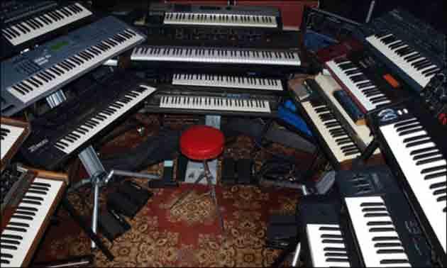 Keyboard Setup live