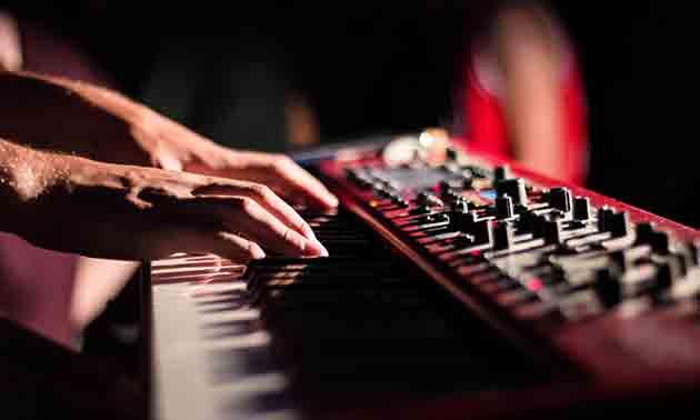 Keyboard, Expander, Presets & Controller