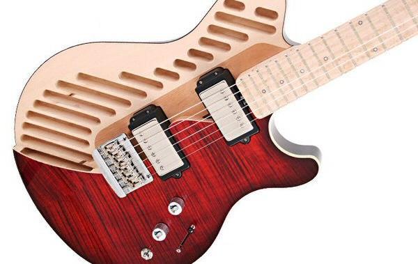 Ich Lasse Mir Von Tausch Guitars Eine E Gitarre Bauen Musiker Board