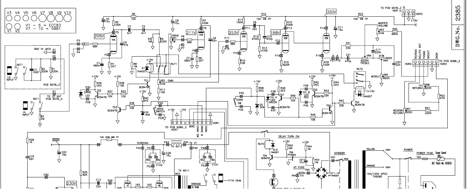 Lee Jackson Schematic - Search For Wiring Diagrams •