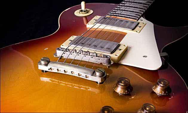 Gibson Les Paul Detail
