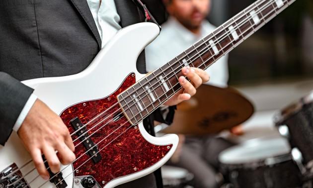 5-Saiter E-Bass Bass