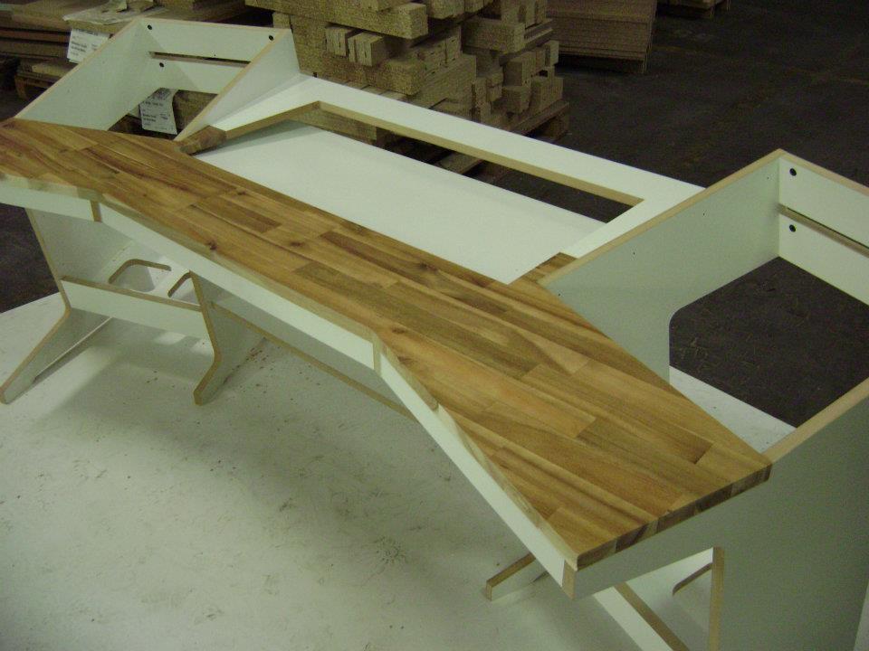 Bevorzugt Studiotisch bauen! | Musiker-Board JZ41