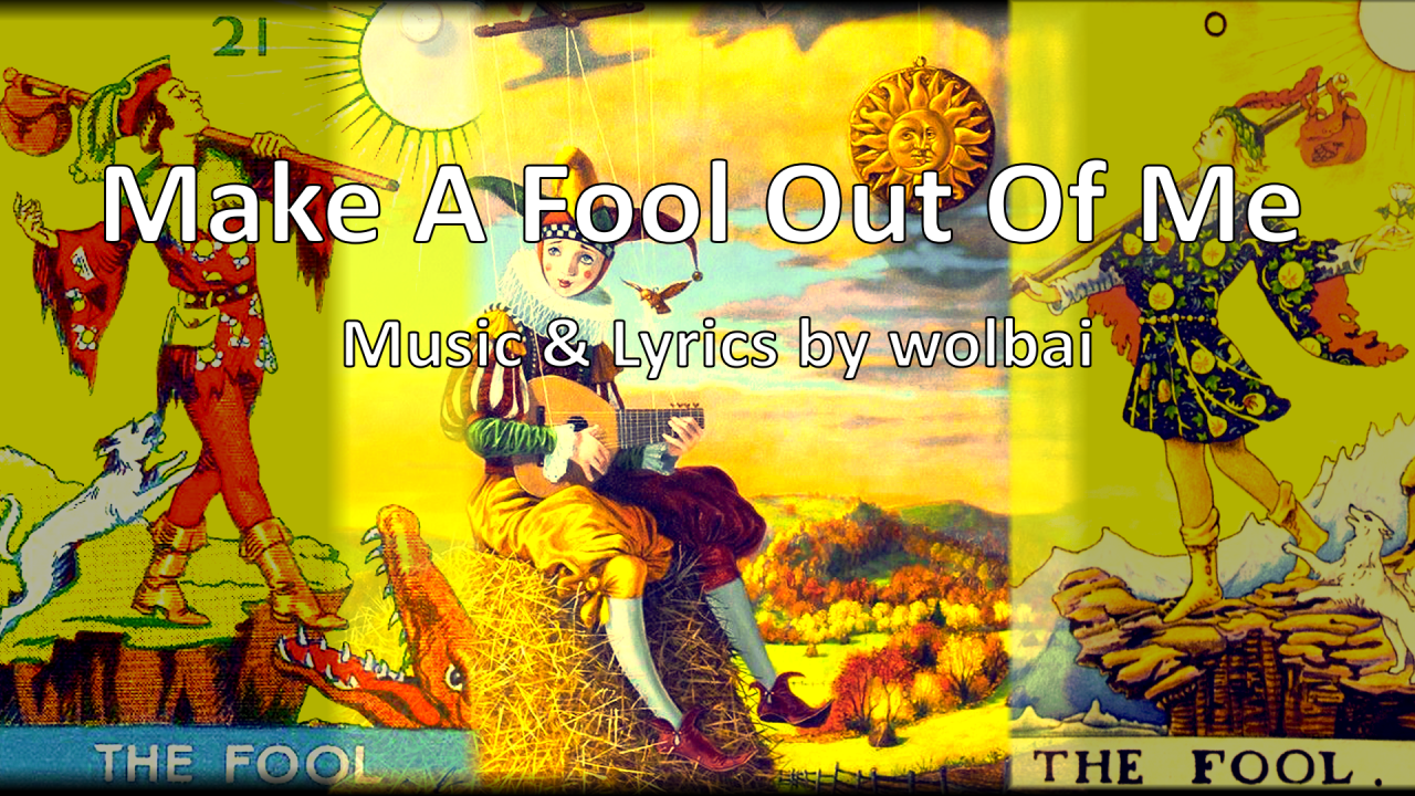 Make A Fool Out Of Me - Thumb