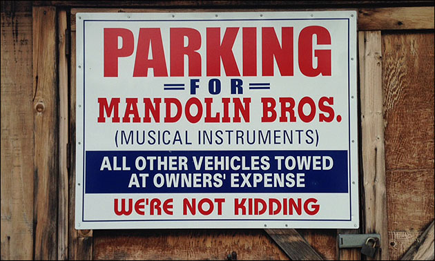 Mandolin Prothers Flyer
