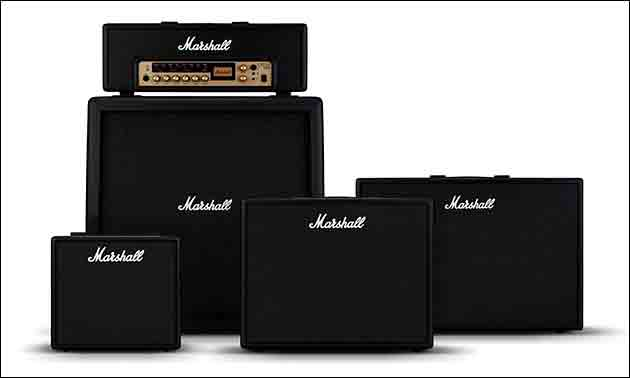 Marshall Amp Cabinets