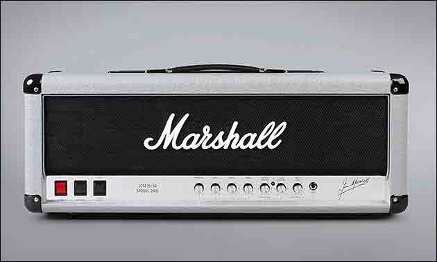Marshall 2555X Jubiläumsmodell