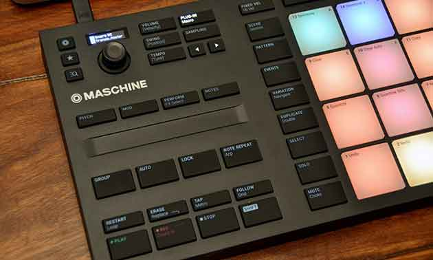 maschine-test