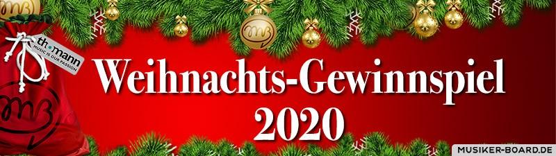 Weihnachtsgewinnspiel 2020