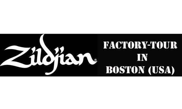 Zildjian Factory Tour 2016