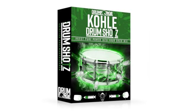 Drumforge Kohle Drumshotz