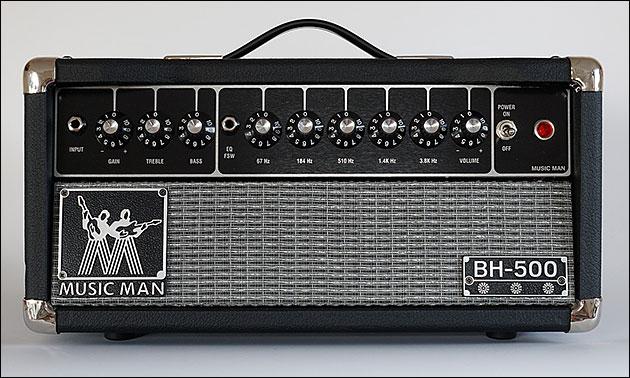 Musicman BH500 front