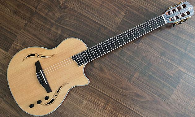 Nashville Nylon Gitarre