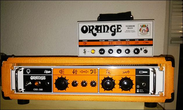 Orange Amps Vergleich