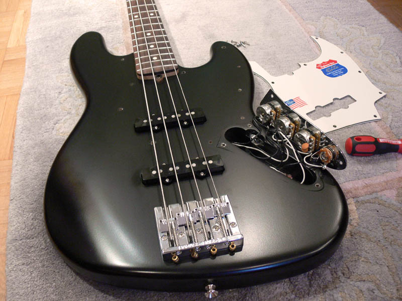 Nett Bassgitarre Verkabelung Fotos - Die Besten Elektrischen ...
