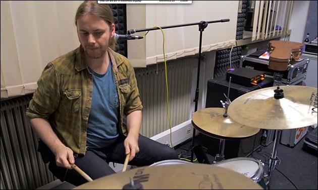 Patrick Theil Drummer