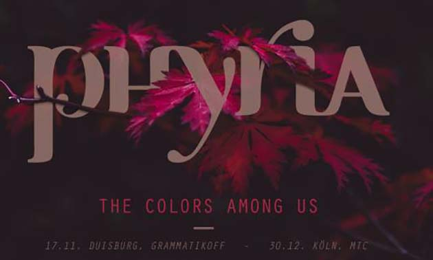 Phyria the colors among us