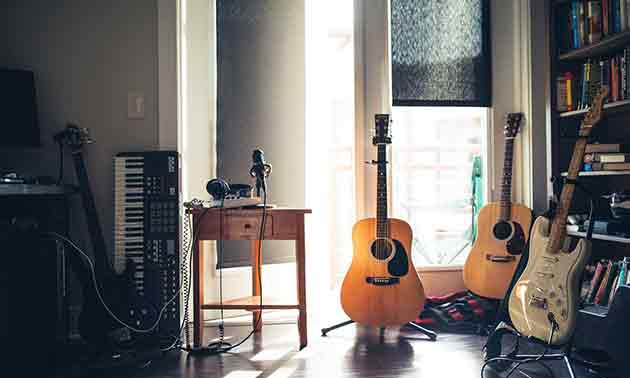 recording-gitarre-setup