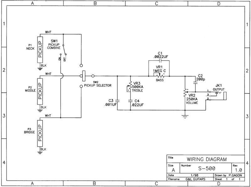 Die Cut Plug Wiring Diagram Book : Bass cut ptb schaltung an lp dc junior musiker board