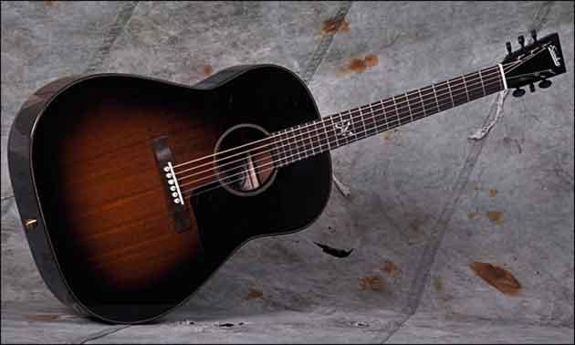Sanden r42 Gitarre