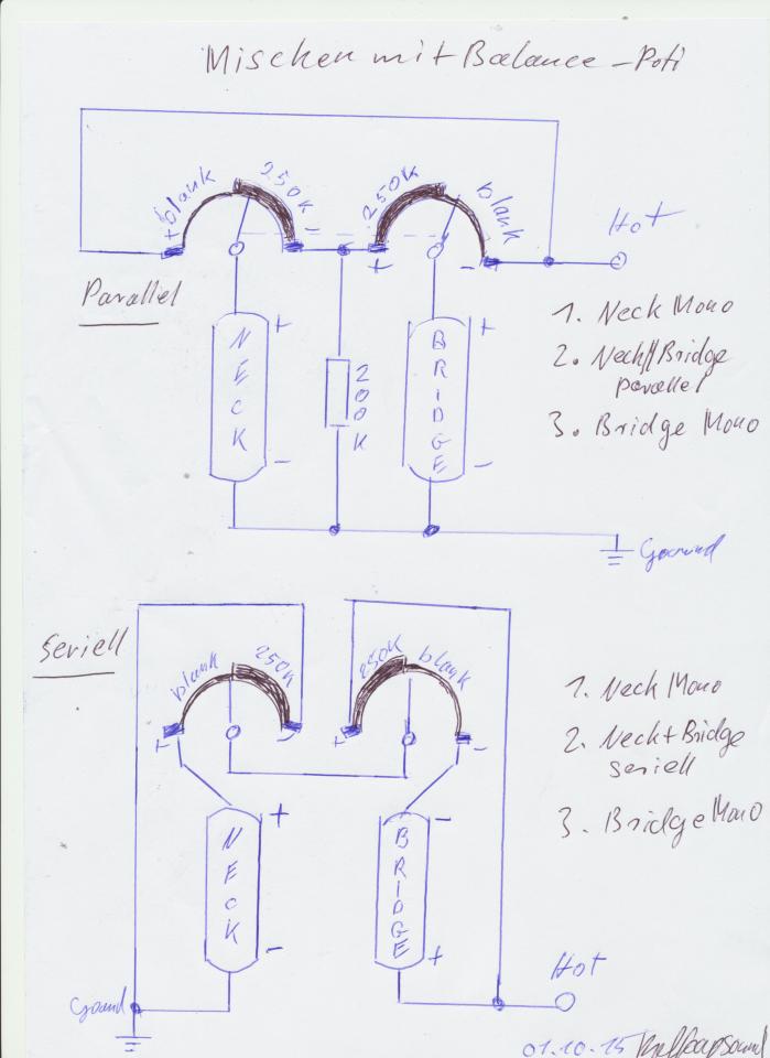 Strat-Wiring: Vom Vintage-Sound zu anderen Klängen, easy learning ...