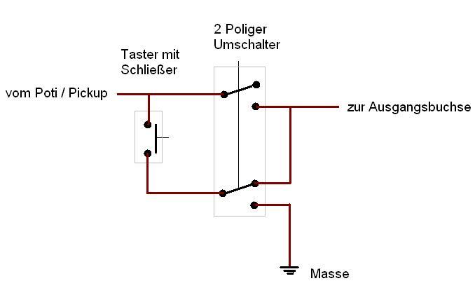 Großartig Schaltplan Für Die Ausgangsbuchse Der Gitarre ...