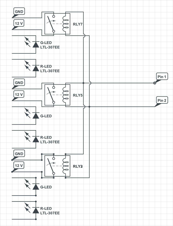 Steuerung/Verteilung für Nebelmaschinen bauen | Musiker-Board