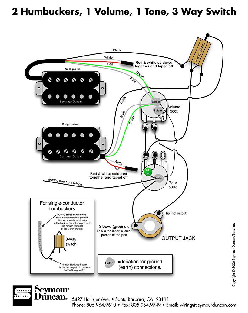 Charmant Gitarreschaltplan Zeitgenössisch - Schaltplan Serie Circuit ...