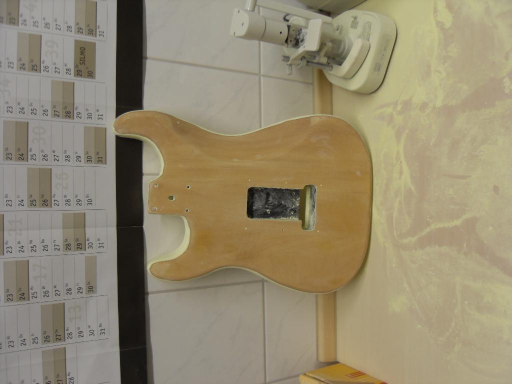 Fender Squier Strat - Komplettumbau | Musiker-Board