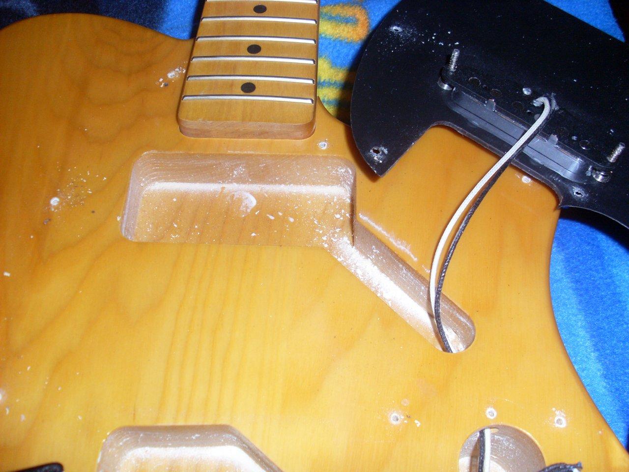 Gitarre] Harley Benton TE-52 NA Vintage Series   Musiker-Board