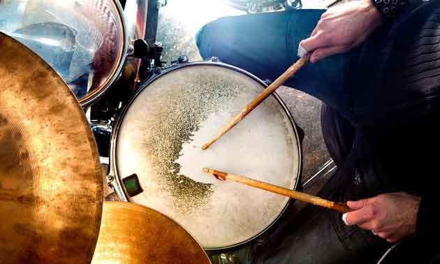 Snare Drum Recording