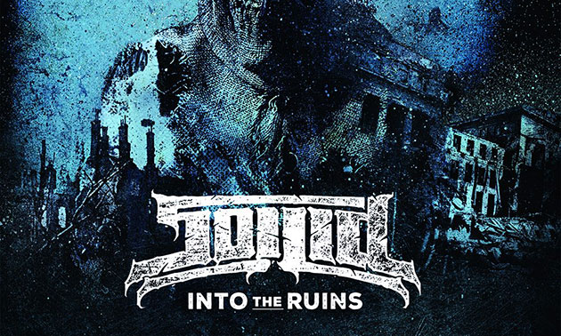 Solid Into The Ruins Cover