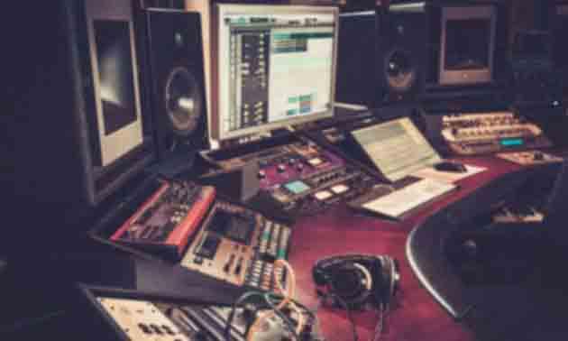Studio Regieraum