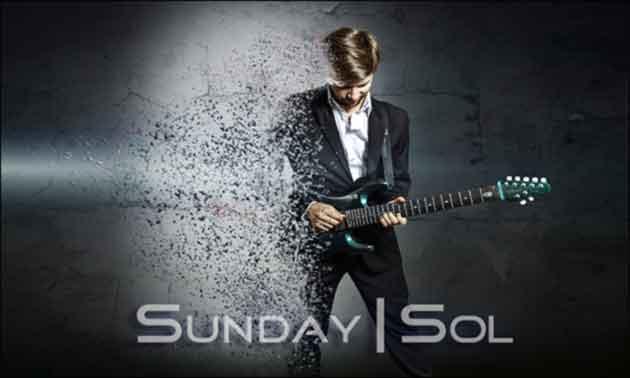 Sunday Sol Gitarrist