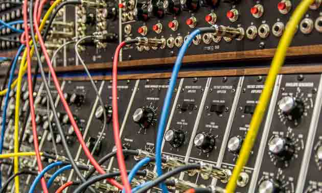 synthesizer-analog-sammlung