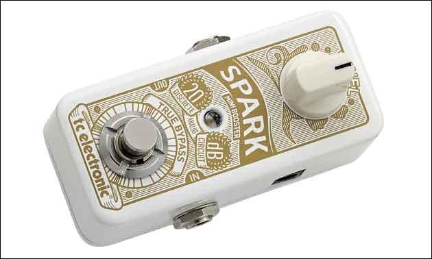 TC Electronics Spark mini