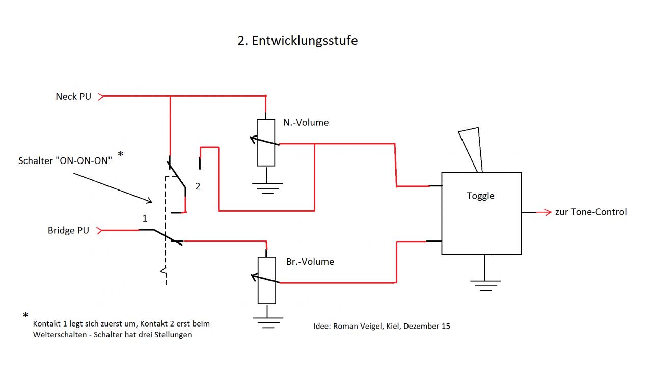 Großzügig 4 Wege Telecaster Schaltplan Zeitgenössisch - Der ...