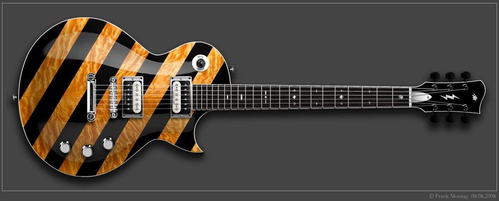 Beste Wie Man Eine Elektrische Gitarre Verkabelt Ideen - Der ...
